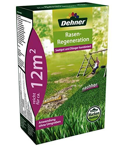 Dehner Rasen-Regeneration, 0,4 kg, für ca. 12 qm