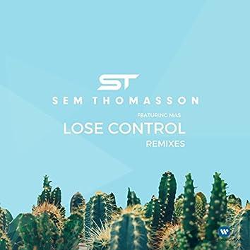 Lose Control (feat. Mãs) [Radio Remixes]