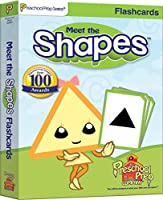 Meet the Shapes - Flashcards 1935610376 Book Cover