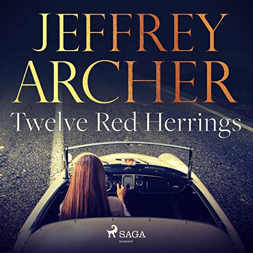 Twelve Red Herrings Audiobook By Jeffrey Archer cover art