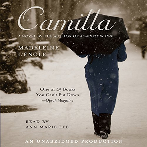 Camilla audiobook cover art