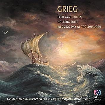 Grieg: Peer Gynt Suites, Holberg Suite & Wedding Day At Troldhaugen