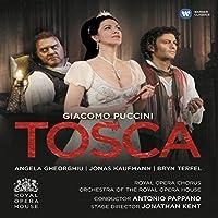 Puccini: Tosca [Blu-ray] [Import]