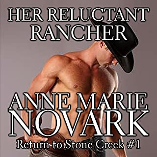 Her Reluctant Rancher cover art