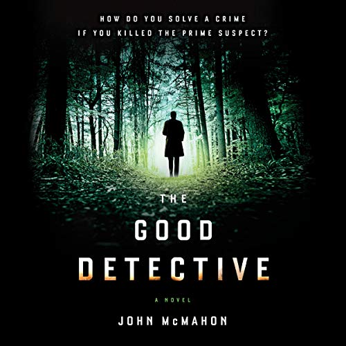 The Good Detective audiobook cover art