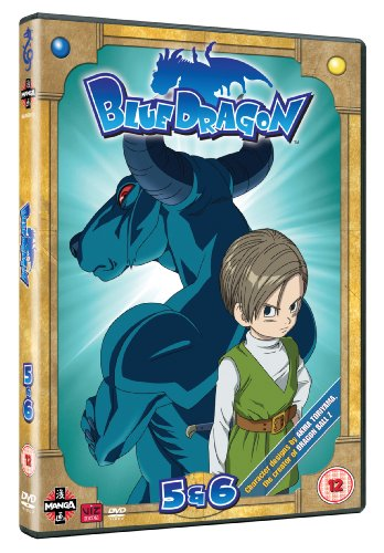 Blue Dragon [Import]
