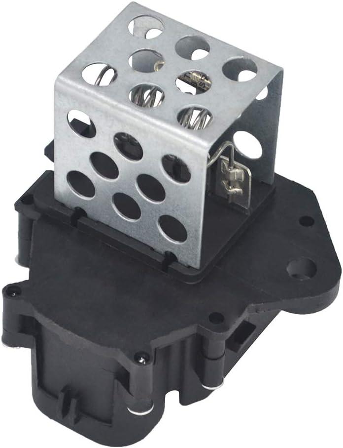 ZEALfix Resistencia del motor del soplador del calentador 9658508980 1308.CL para C4 Berlingo Xsara Picasso 206 307 DS4 DS5 C4