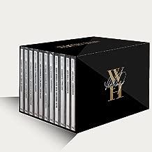 Whitney Houston 11 Piece Mega Collection Bundle Set CD and DVD
