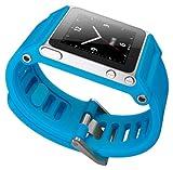TikTok Minimal CMKY Correa de muñeca para iPod Nano 6G, Color Azul [Importado de Reino Unido]