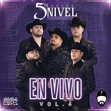 En Vivo, Vol. 4 (En Vivo)