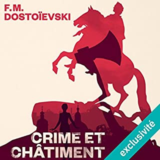 Couverture de Crime et châtiment