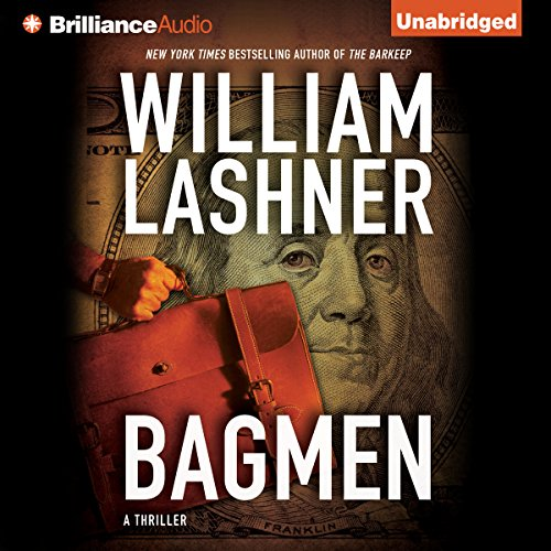 Bagmen audiobook cover art