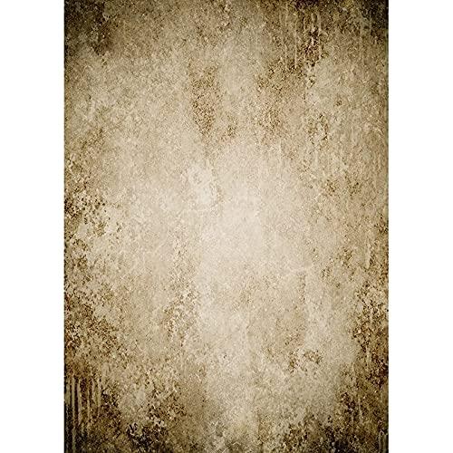 Fondo de fotografía de Vinilo Vintage Grunge Degradado Abstracto Fondo de fotografía de Retrato de Baby Shower Estudio A10 5x3ft / 1,5x1m