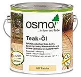 Aceite de teca Osmo (007) incoloro 2,5 litros