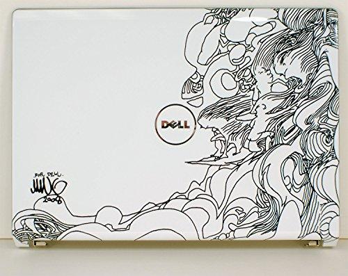 Dell Original Studio 1535 1536 1537 LCD Rückdeckel Top Cover Design Hepburn N407C Mike Ming Surfer Power Button WiFi M122C M109C P613X T924F