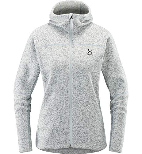 Haglöfs Swook Hood Fleece Dames