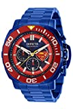 Invicta DC Comics - Superman 35077 blu Orologio Uomo Quarzo - 48mm