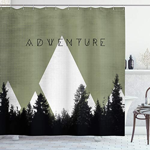 Adventure time shower curtain _image4