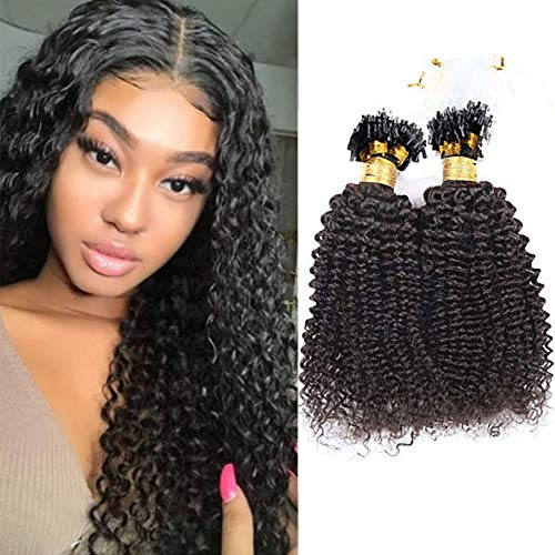 Kinky Curly Loop Ring Ranking Virginia Beach Mall TOP13 Hair Small Extensions Human Cur