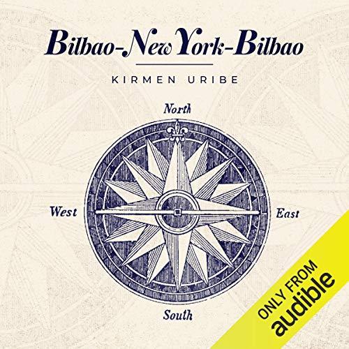 Diseño de la portada del título Bilbao - New York- Bilbao (Narración en Euskera)