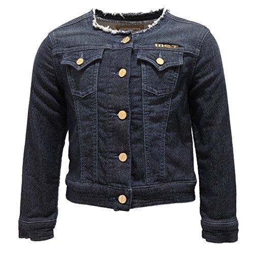 MET 1632T Giacca Jeans Girl Bimba Giubbotto Denim Jacket