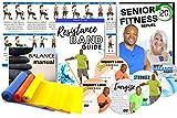 Exercise DVD for Seniors- :20 REFUEL, 5 DVDs + 3...