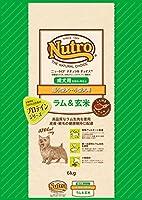 ニュートロジャパン ナチュラルチョイス [超小型犬-小型犬用] 成犬用(生後8ヶ月以上) ラム&玄米 6kg