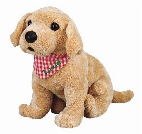 Funny Animal Parade Spkng4639 25 cm Chiot Labrador jouet en peluche