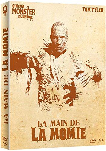 La Main de la Momie [Combo Blu-Ray + DVD]