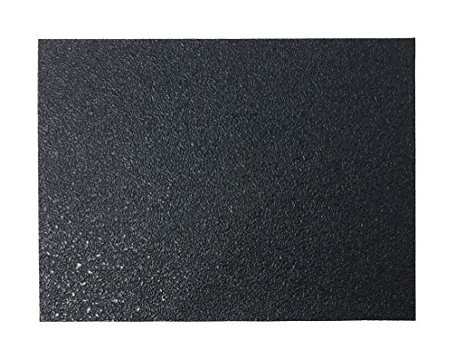 CDS Tactical Products Grip Material Sheet, 6' x 8' (48 Square Inches), Non-Slip, Pressure Sensitive Adhesive, Rubber Like Feel