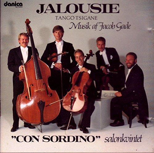 Jalousie - Tango Tsigane - Musik af Jacob Gade