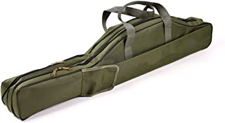 Toasis Fishing Rod Carrier Bag Fishing Pole Carrying Case