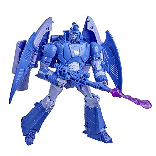 Transformers Toys Studio Series 86 Voyager Class The The Movie 1986 Scourge Action Figure - Ages 8 and Up, 6.5-inch