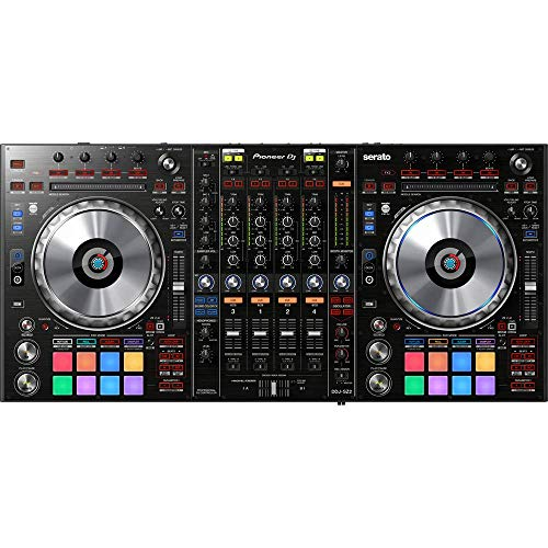 Why Choose Pioneer DJ DDJ-SZ2 - Professional DJ Controller For Serato DJ + FREE The DJ Hookup T-shir...