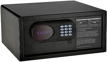 Pistol Safe, Home Keypad Safe, Home Office Electronic Money Cash Steel Safe for Home, Business Or Travel