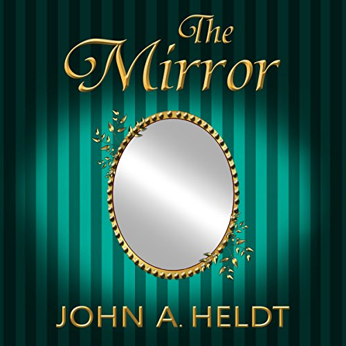The Mirror audiobook cover art