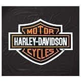 Harley-Davidson Vinyl Pool Table Cover