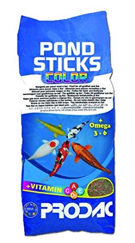Aliment de pêche pour pêche au lac ProDAC Pond Color Sticks