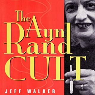 The Ayn Rand Cult audiobook cover art