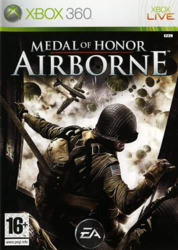 Electronic Arts Medal of Honor: Airborne, Xbox 360