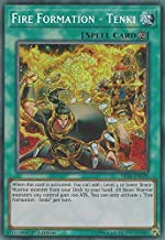 Yu-Gi-Oh! - Fire Formation - Tenki - FIGA-EN028 - Secret Rare - 1st Edition - Fists of The Gadgets