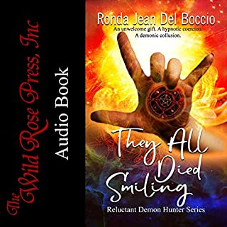 They All Died Smiling audiobook cover art