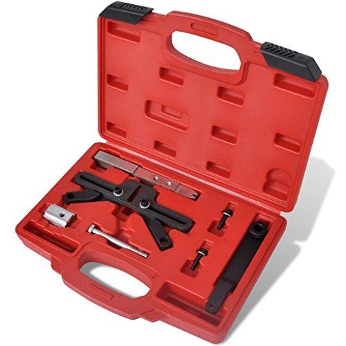 vidaXL Diesel Benzin Arretierwerkzeug Schwungradhalter Schwungrad Gegenhalter