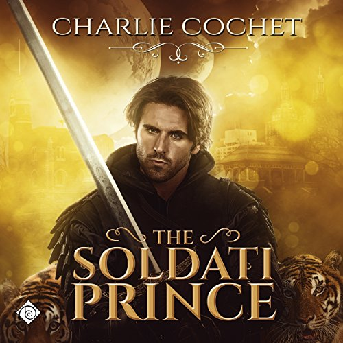 The Soldati Prince audiobook cover art