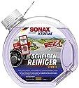 SONAX XTREME ScheibenReiniger Sommer gebrauchsfertig (3 Liter) extrem schnell wirkender Sommerscheibenreiniger | Art-Nr. 02724000