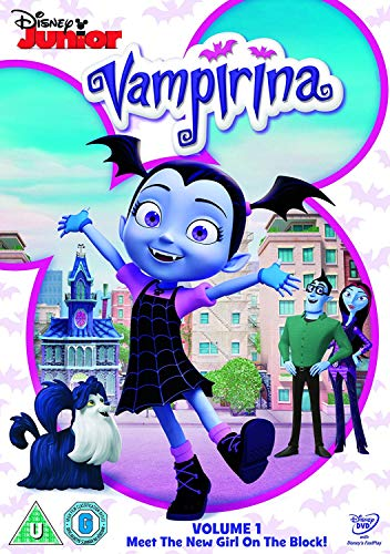 Vampirina Vol. 1 [DVD] [2017]
