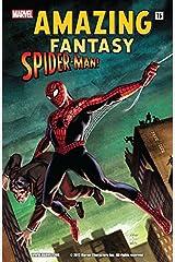 Amazing Fantasy #15: Spider-Man! Kindle Edition