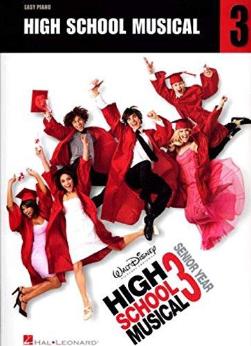 High School Musical 3: Easy Piano Songbook: Songbook für Klavier