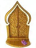 GlitZGlam Puerta de Hadas para gnomos y Hadas de jardín en Miniatura - Una Hermosa Puerta...