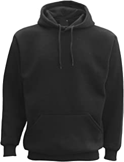 Zmart Adult Unisex Men's Plain Basic Pullover Hoodie Sweater Sweatshirt Jumper XS-5XL